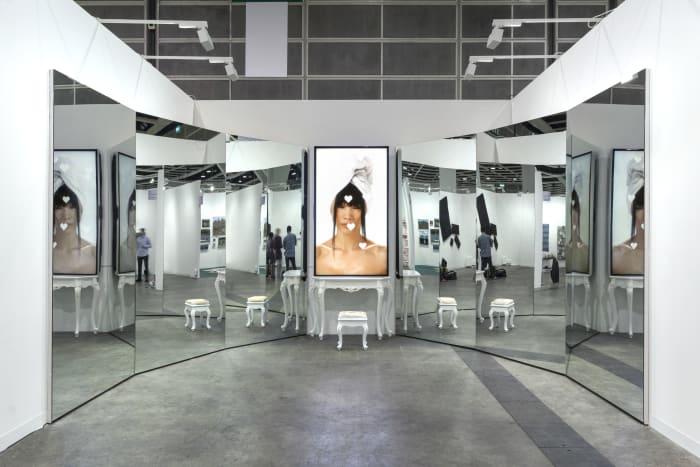 Mirror Cookie by Sophia Al-Maria