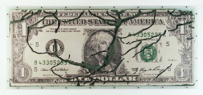 One Dollar (B43305295K) by Yukinori Yanagi