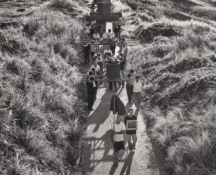 A Field of Non-Field by Chen Chieh-jen