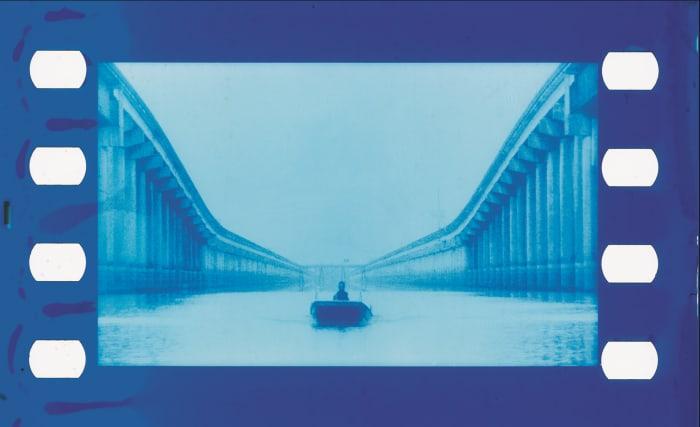 Highway Gothic by Edgar Cleijne, Ellen Gallagher