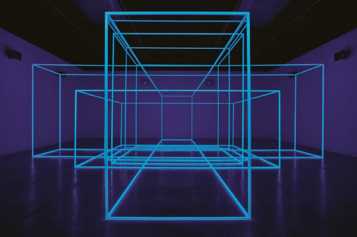 BREATHING ROOM II by Antony Gormley