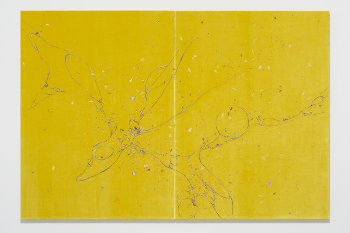 Untitled (Mekamelencolia — Velvet #5 DDRG18LM) by Lee Bul