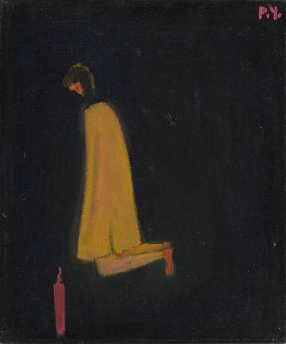 Prayer by Wang Pan-youn