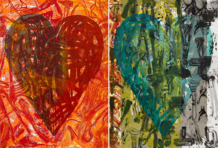 Children in their Own Voices by Jim Dine