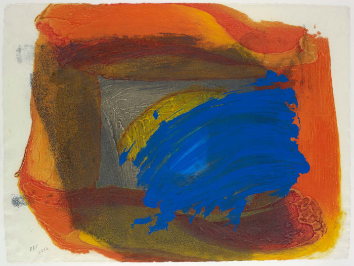 Eclipse by Howard Hodgkin
