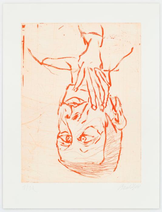Guston by Georg Baselitz