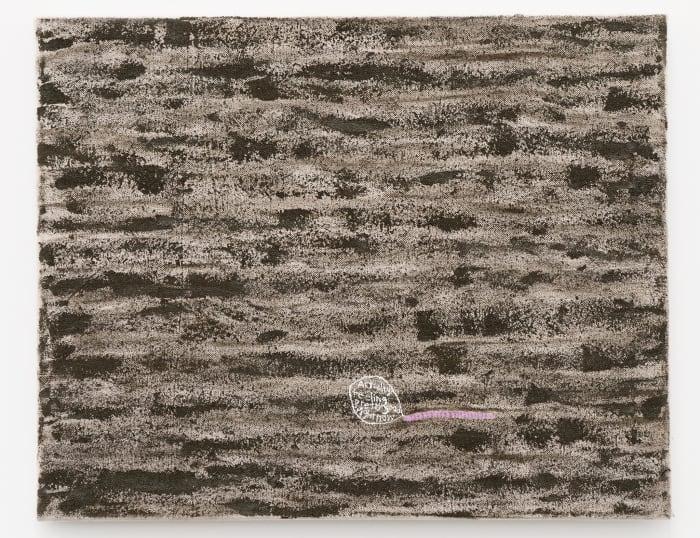 Worm Painting No. 1 by Chris Johanson