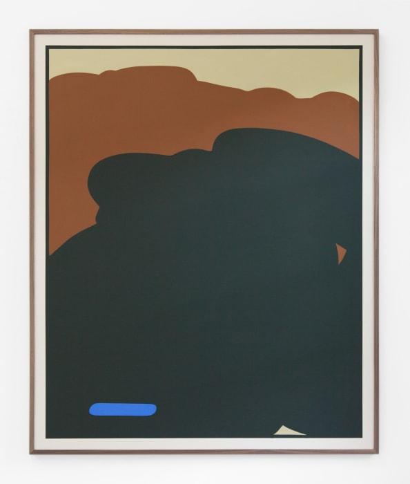Big Painting by Laeh Glenn