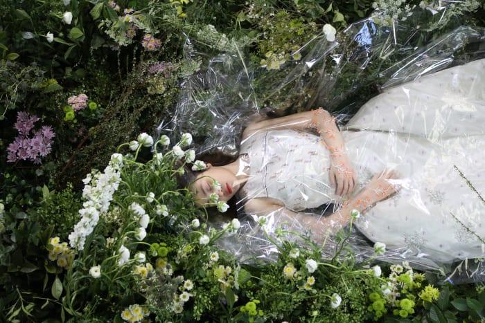 Sleeping Beauty by Ma Qiusha