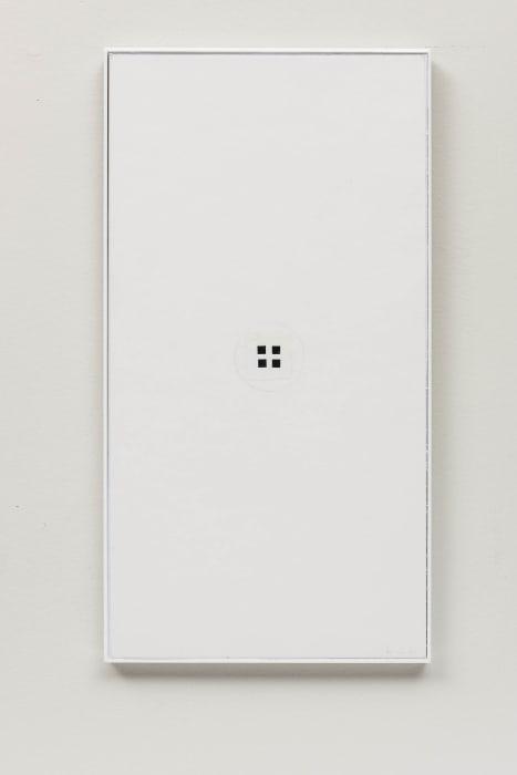 Toquinhos [Little Stubs] by Mira Schendel