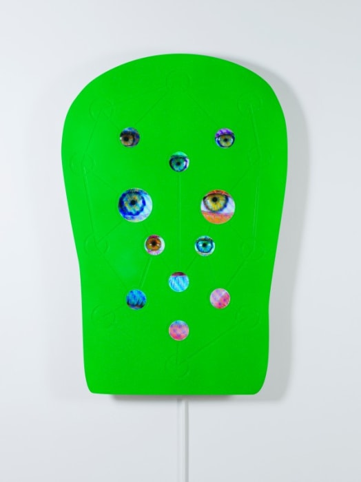 O0to by Tony Oursler