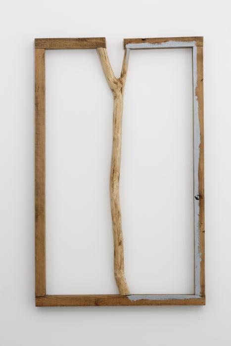 Surrounding Margin, Distanced Body by Kishio Suga