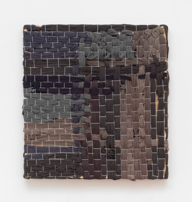 Brickwork (Grey Scale) by Alexandra Bircken