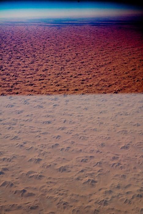 """""""Sahara reflex"""" by Wolfgang Tillmans"""
