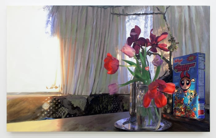 untitled Arrangement by Tom Holmes