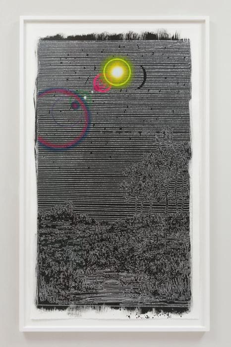 Moons (after Raymond Roussel) by Matthew Weinstein