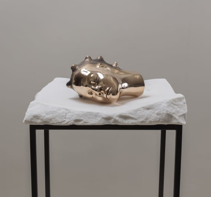 Mwotaji (The Dreamer) by Wangechi Mutu