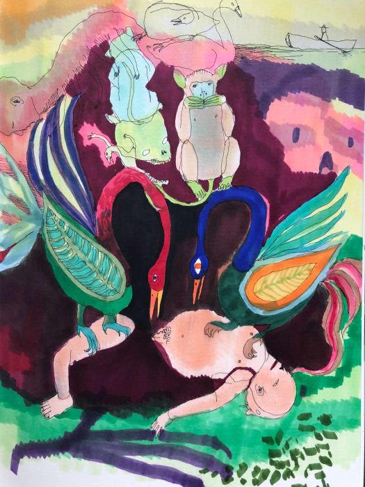 Pássaros [Birds] by Eduardo Berliner