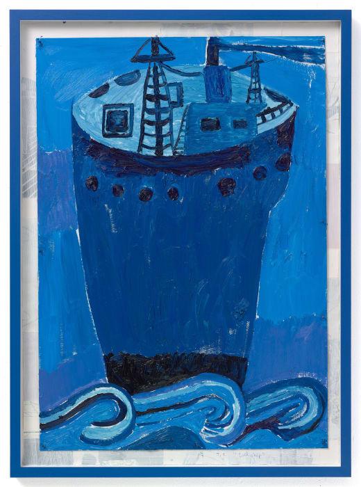Tall Ship by Tal R