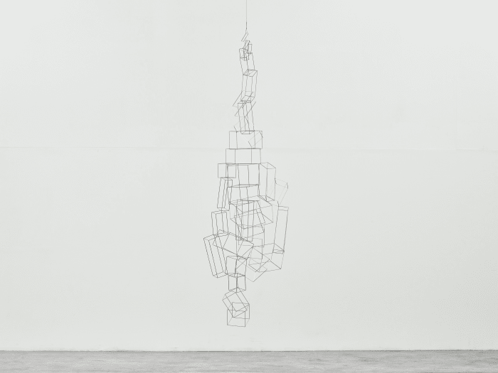 WAIT by Antony Gormley