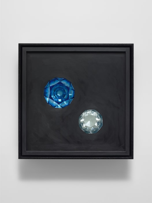 Crystalline Prism Painting I by Josiah McElheny