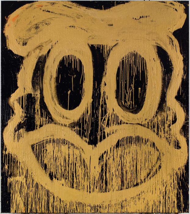 Solid Gold Duckie by Joyce Pensato