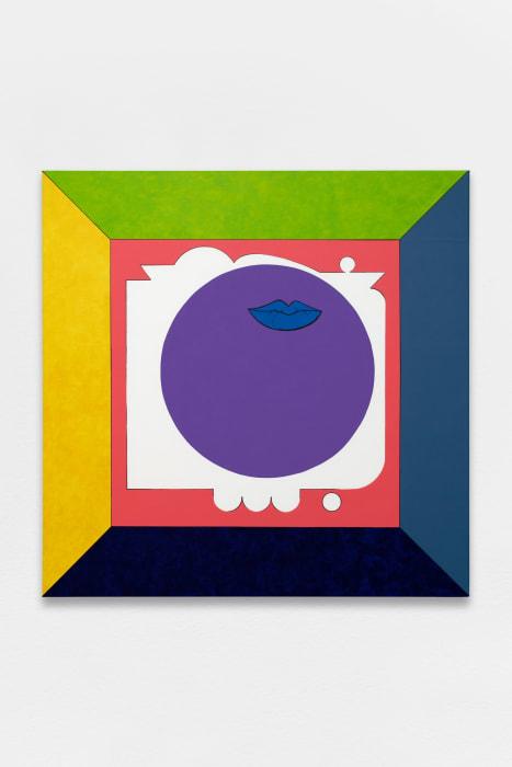 The Circle by Ad Minoliti