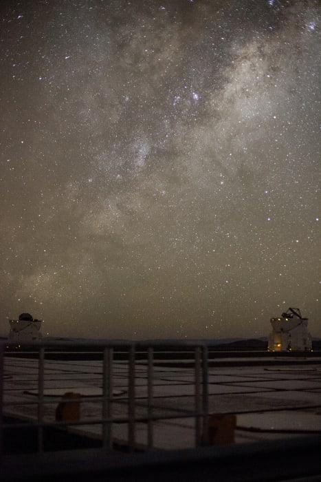 ESO Paranal by Wolfgang Tillmans