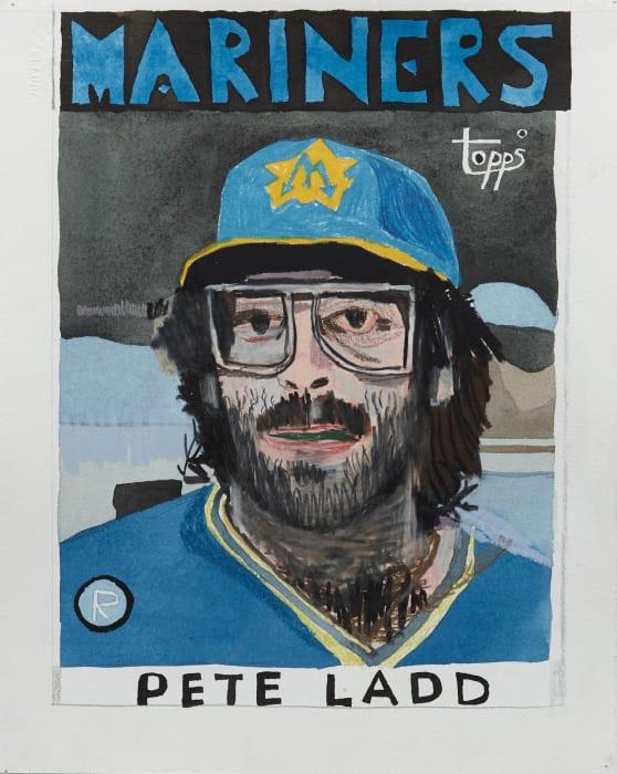 Pete Ladd by Jonas Wood