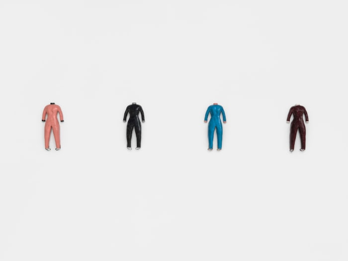 Niki (Group of 4) by Mai-Thu Perret