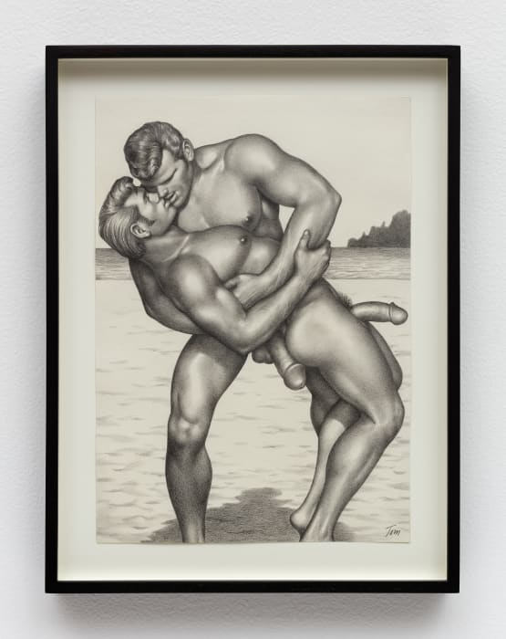Untitled (From the Buddy Series) by Tom of Finland