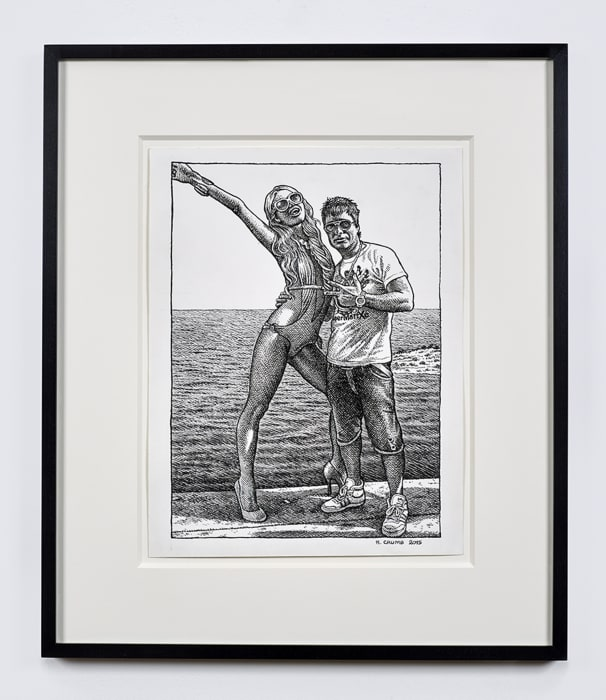 Untitled by R. Crumb
