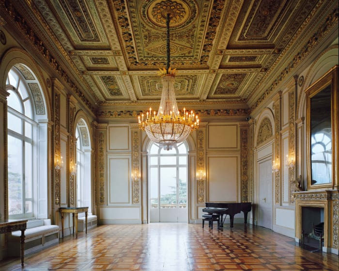 Music Room, Sicily by Michael Eastman