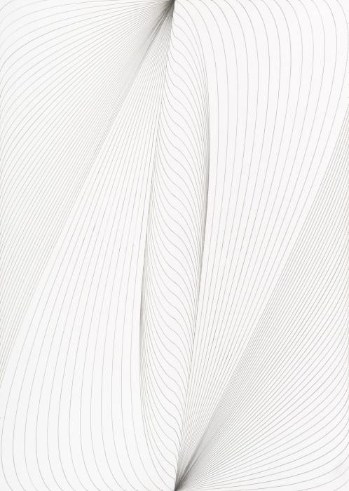 Serielle Lineatur by Karl-Heinz Adler