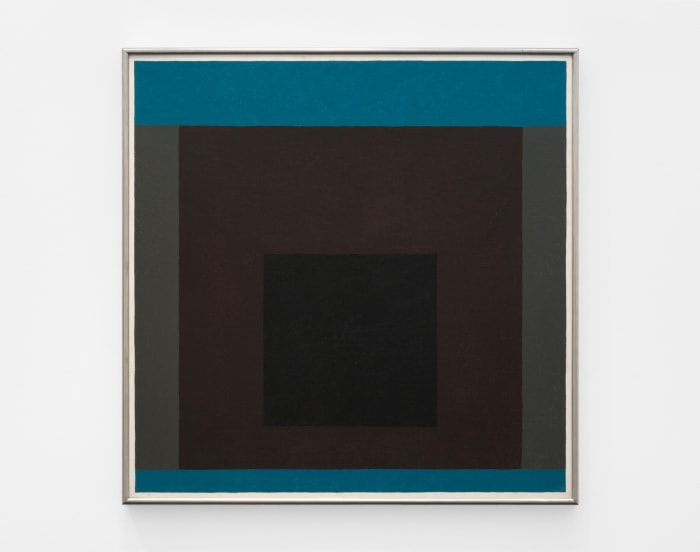 Homage to the Square: Memento by Joseph Albers
