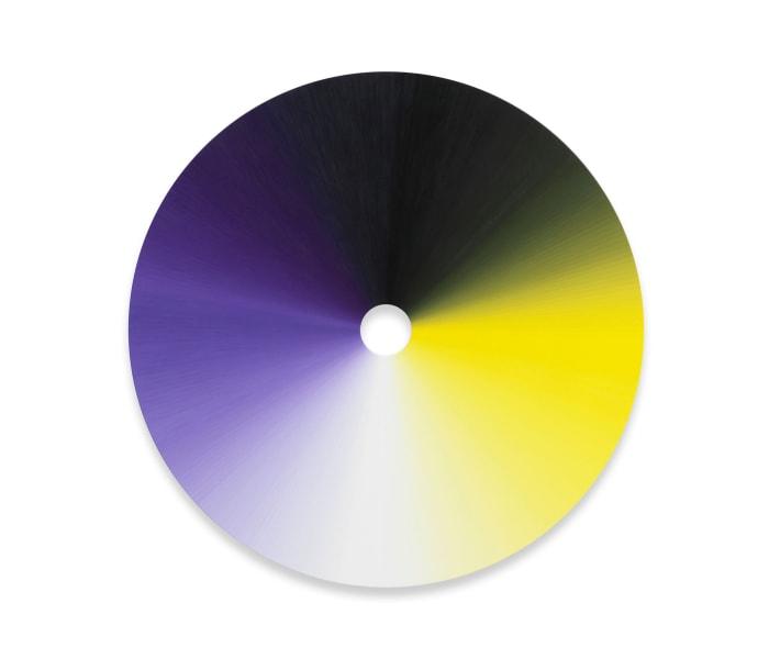 Colour experiment no. 45 by Olafur Eliasson