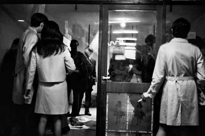 Encierro #16 (Confinement) by Graciela Carnevale