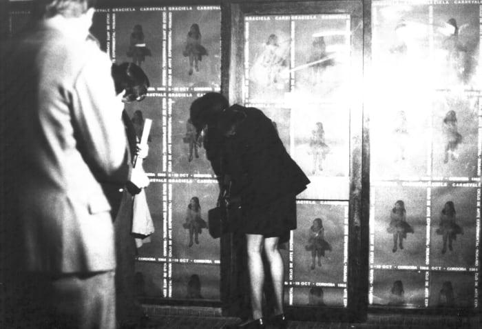 Encierro #4 (Confinement) by Graciela Carnevale