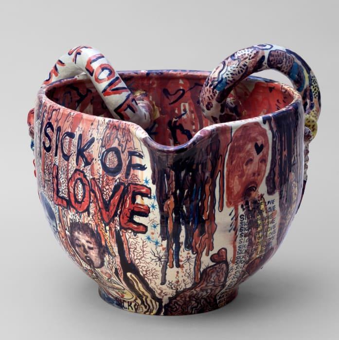Sick of Love by Jakub Julian Ziolkowski
