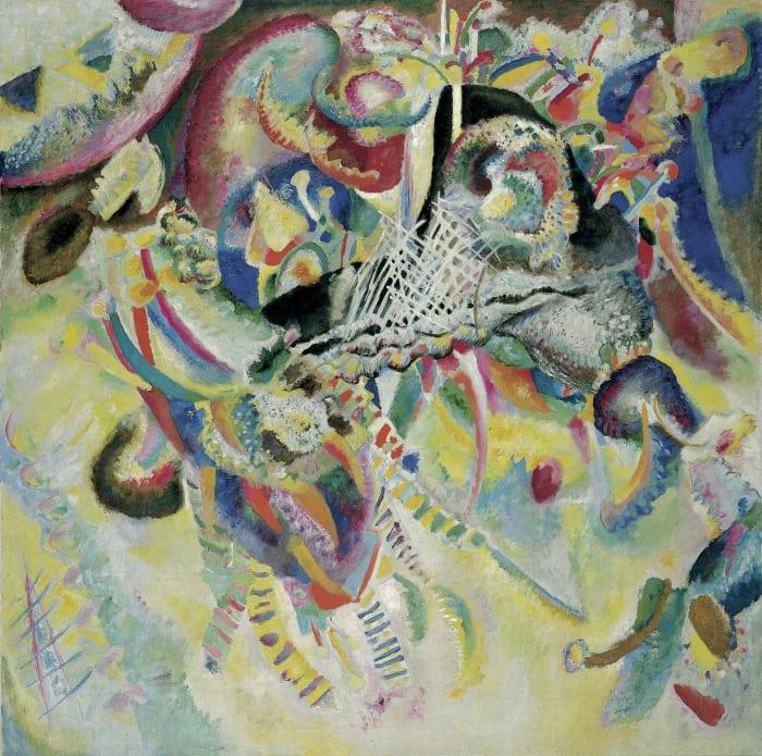 Fuga by Wassily Kandinsky