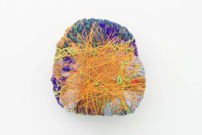 Galets 7 by Sheila Hicks