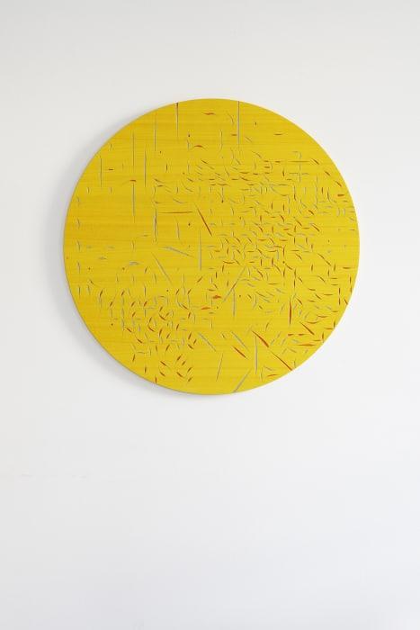 Rose window (yellow) by Riccardo Beretta