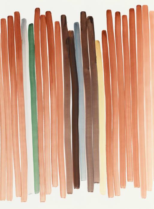 Untitled by Silvia Bächli