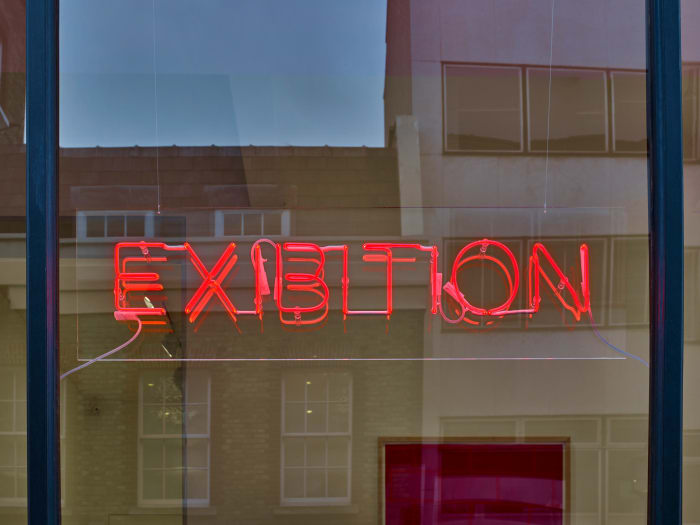 Exibition by David Shrigley
