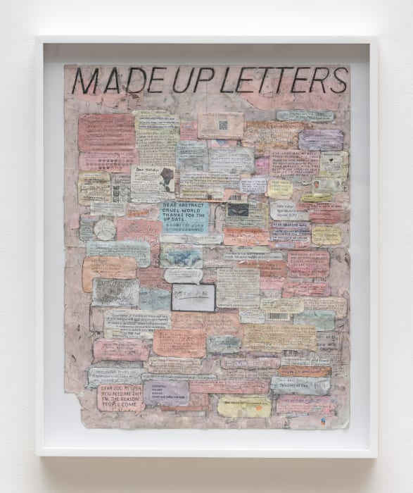 Made up Letters by Simon Evans TM