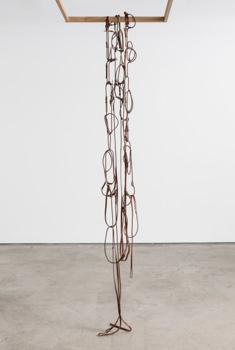 Random Intersection # 7 by Leonor Antunes