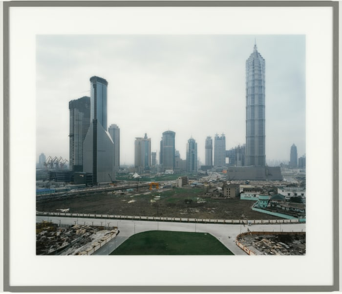 Pudong, Shanghai by Thomas Struth