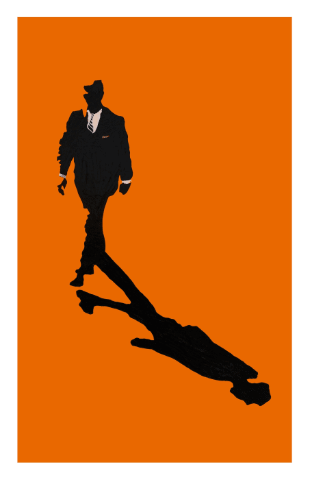 Me and My Shadow by Rosalyn Drexler
