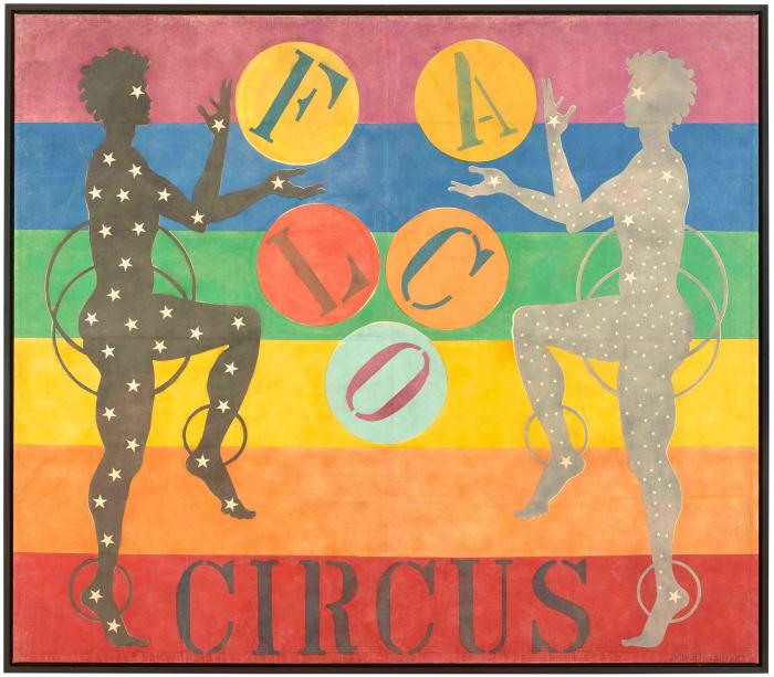 Circus by Robert Indiana