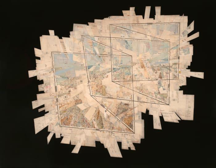 Landscape Study by Gerhard Marx